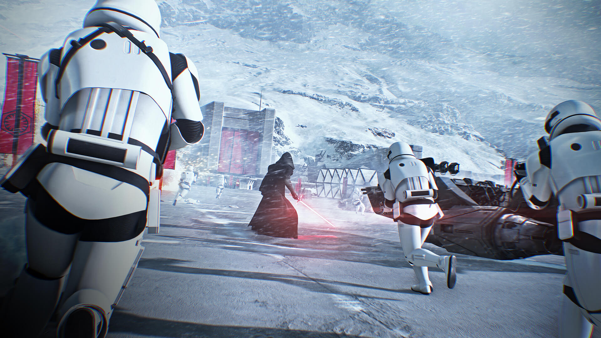 More Evidence Points to 'Star Wars Battlefront II' PSVR Content in the Works