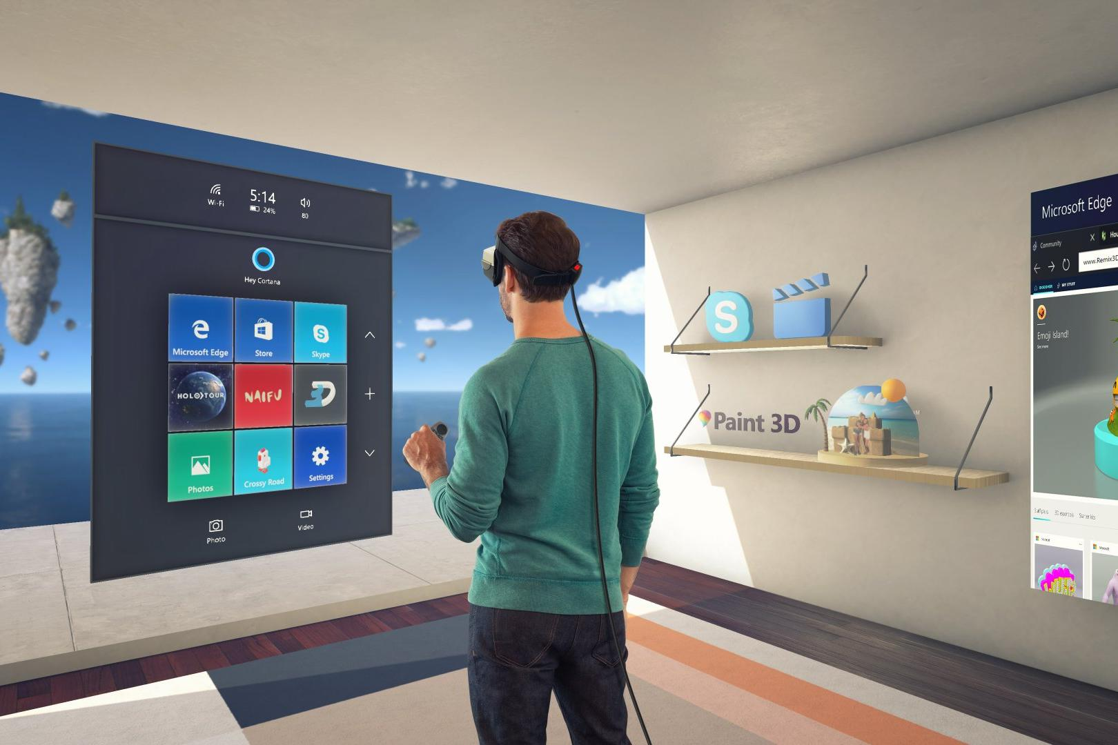 a5e7baf5b563 An In-depth Look at Microsoft s HoloLens   Mixed Reality Ecosystem ...