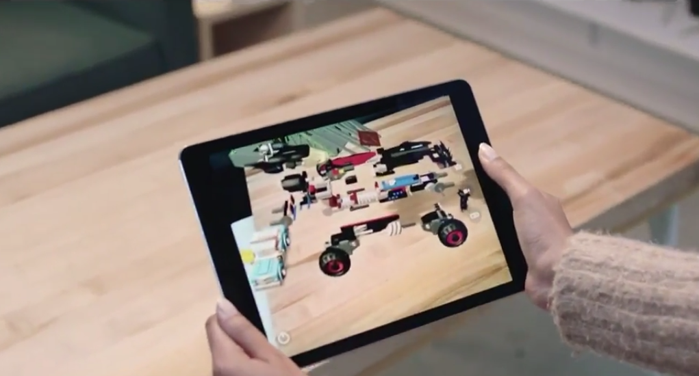 """Apple's ARKit is Bringing Augmented Reality to """"hundreds of millions ..."""