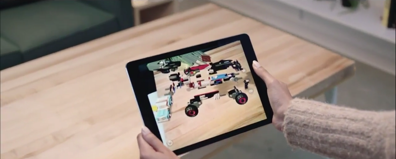 Apple Unveils ARKit 2 0, Putting Multiuser AR at Its Core