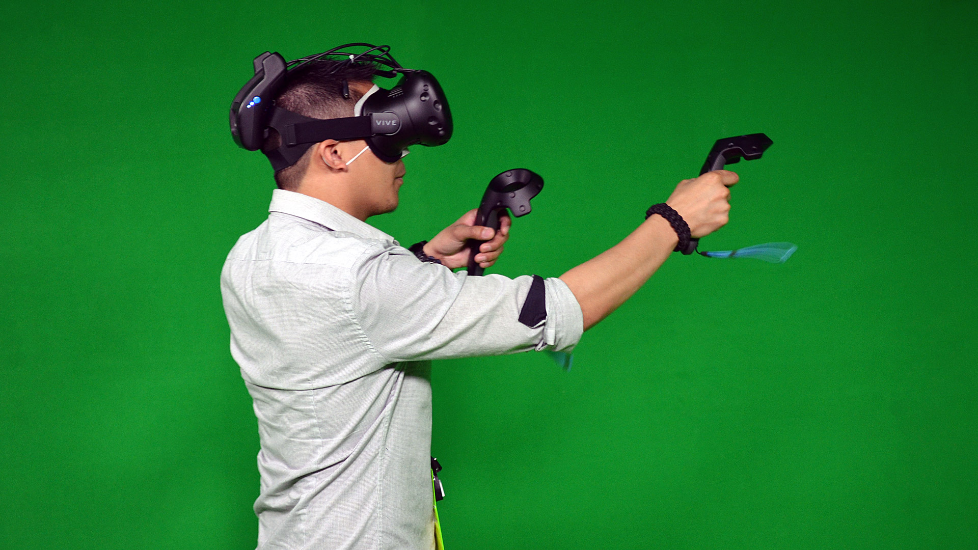 Hands On Displaylink Xr Wireless Vr Tech Is Top Notch Lighter Than Wiring Kit Subnautica Photo