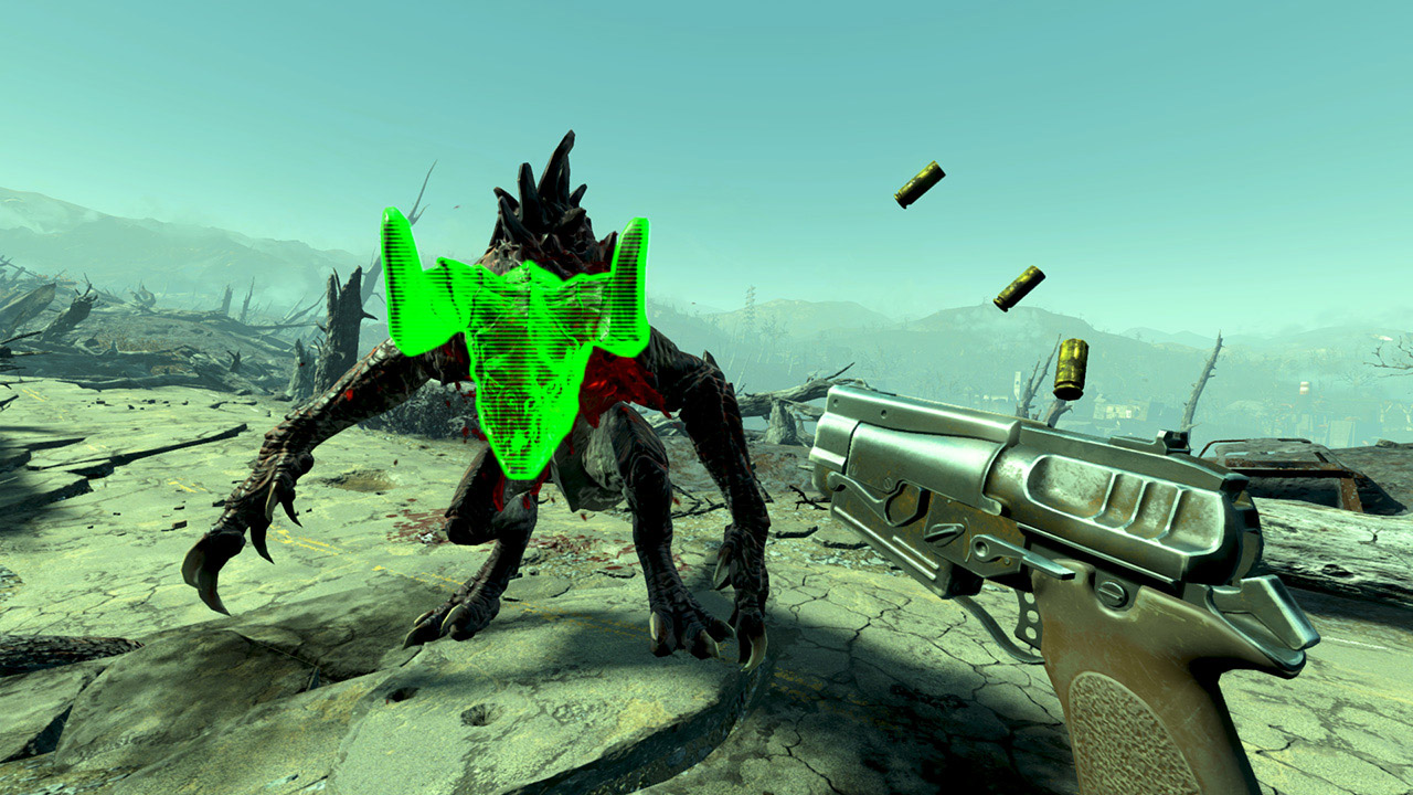 Hands-on: 'Fallout 4 VR' Shows Improvements, but I'm Still