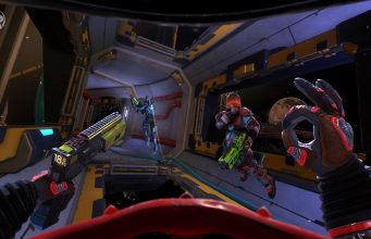 Ubisoft Ends Post-launch Development for 'Space Junkies', Scraps Non-VR Version – Road to VR 1