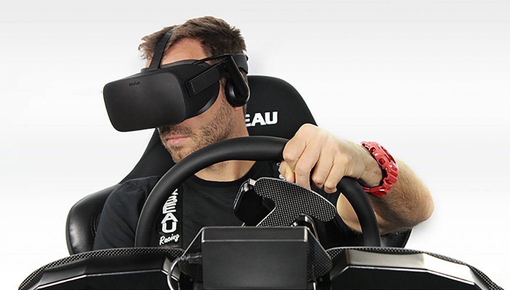 Four Kits To Get Into Vr Sim Racing On Any Budget
