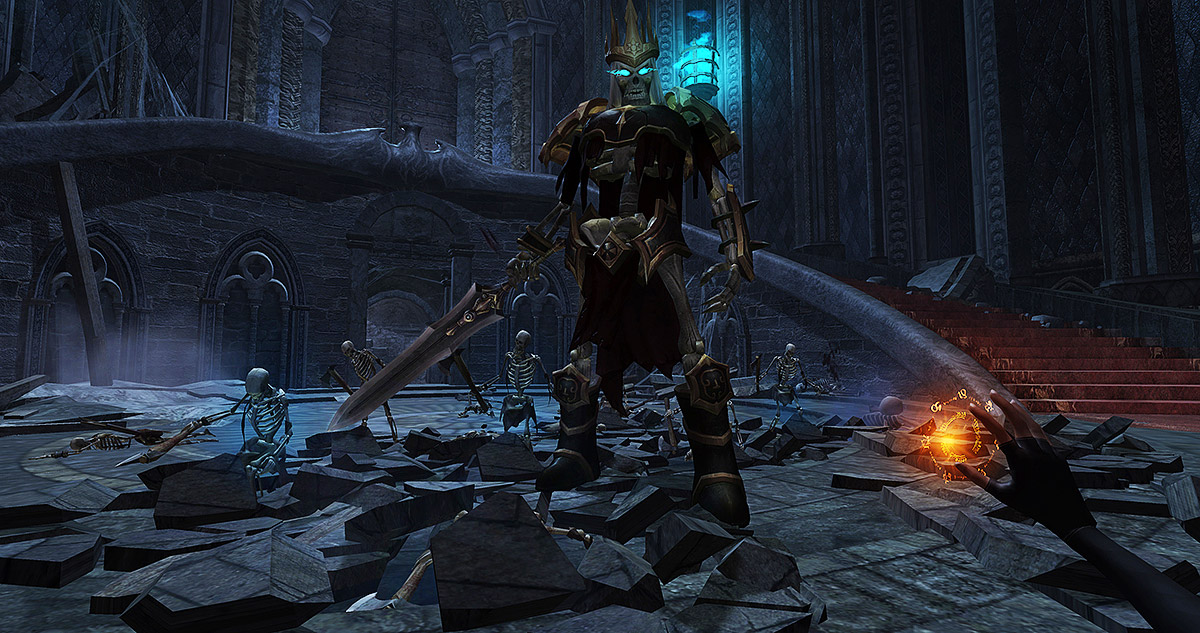MMO-like Dungeon Combat Game 'Age of Heroes' Launches From