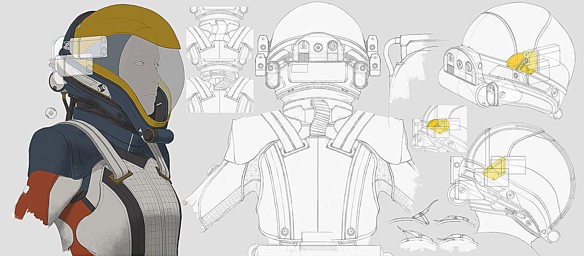Lone Echo' Behind-the-Scenes – Insights & Artwork from Ready