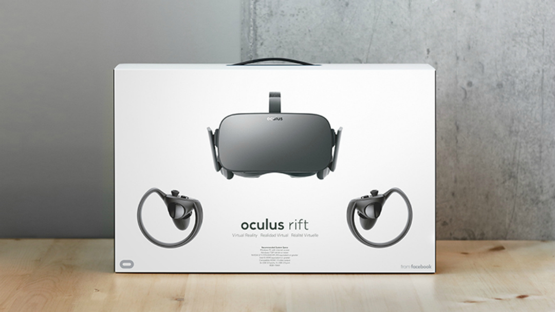 b963421c30b7 Rift + Touch to Cost  500 at End of Oculus Sale