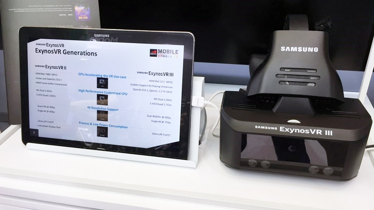 9667fe1acf35 Samsung Mobile VR Reference Headset Revealed With Eye-tracking ...