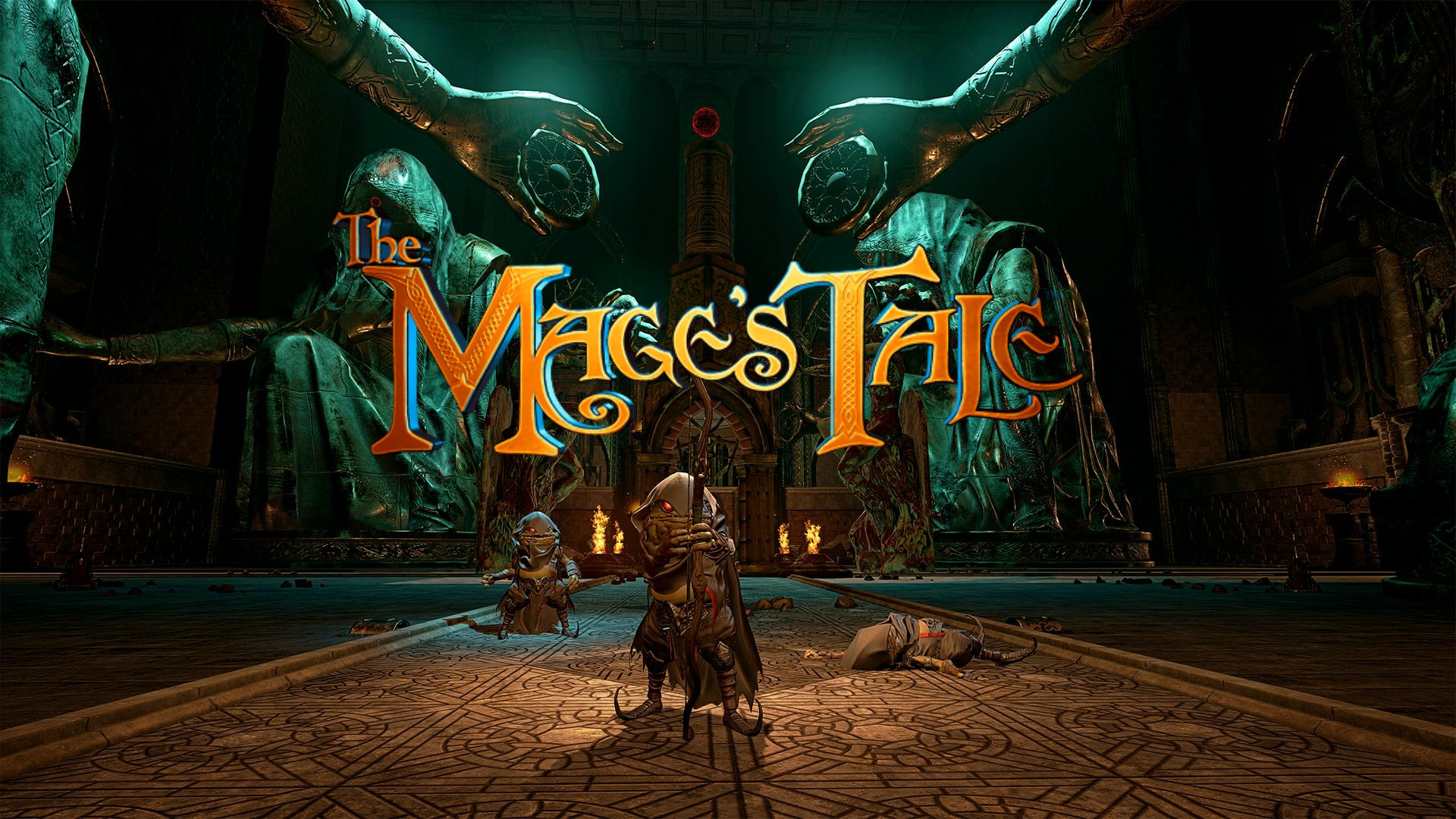 Sword & Sorcery Dungeon Crawler 'The Mage's Tale' Lands on PSVR Today