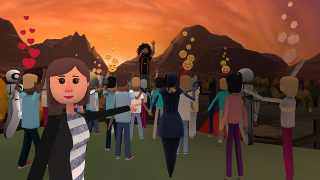 Social VR Platform AltspaceVR Coming to Oculus Quest Mid-September 1
