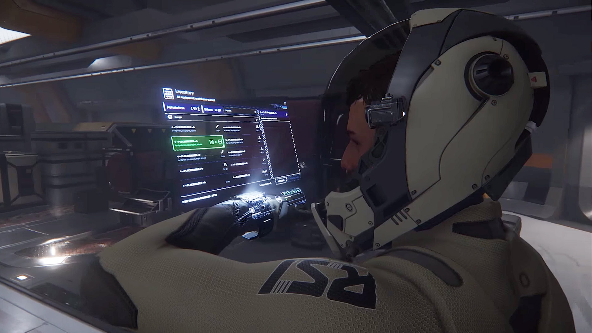 Star Citizen' Devs Affirm Eventual VR Support, Say New UI is
