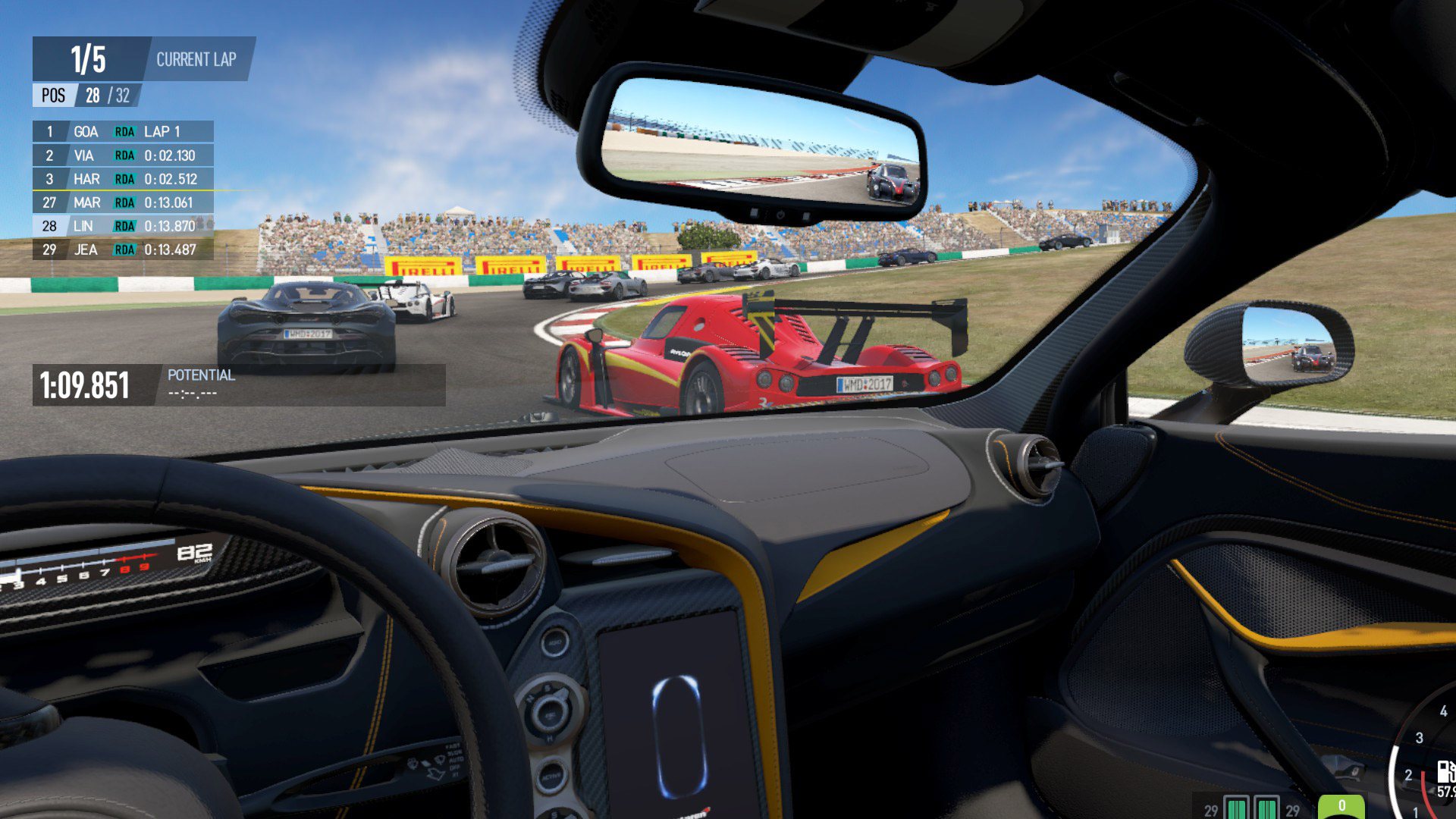 Project Cars Vr Review