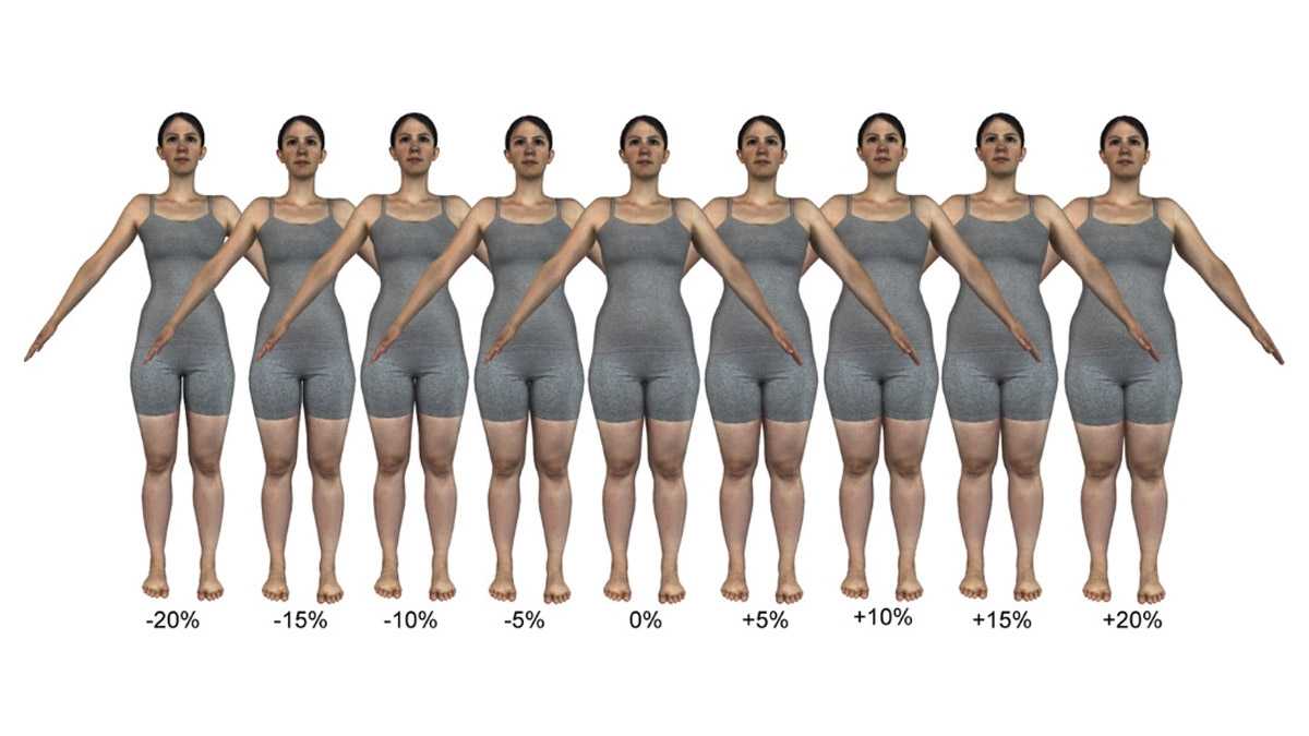Is Body Image from Perception or Attitude? – Studying Anorexia with VR Self-avatars