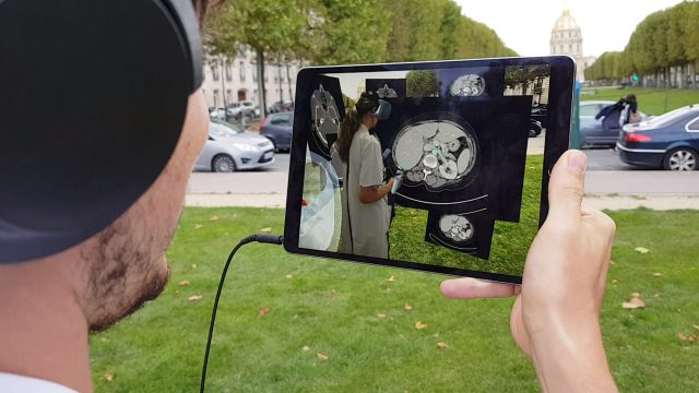 Mimesys Leverages ARKit as a Mobile Viewer into Collaborative Virtual Environments