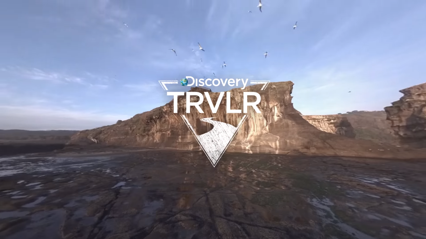 Discovery and Google Announce VR Travel Series 'Discovery TRVLR', First of 38 Episodes to Arrive in November