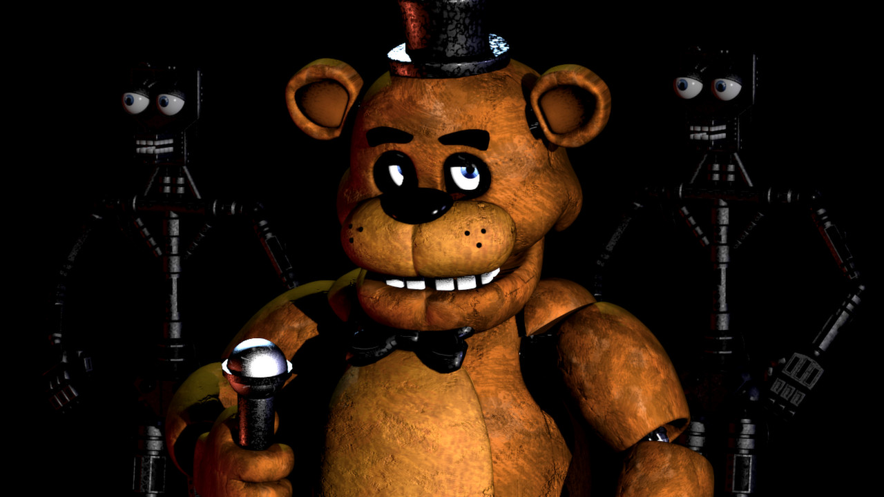Image Courtesy Scott Cawthon