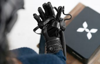 Grabbing Virtual Objects with the HaptX Glove (Formerly AxonVR)