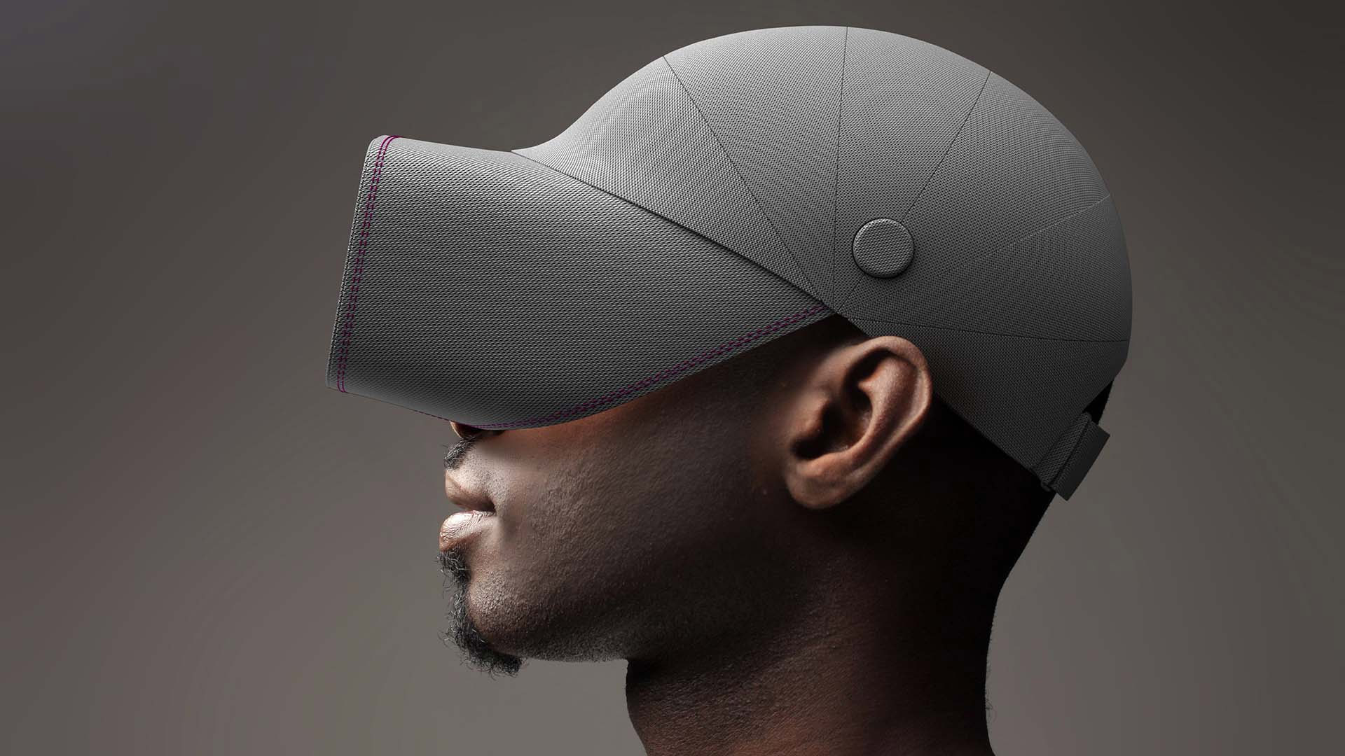 f81389face98 Designers Prototype New Approaches to VR Headset Ergonomics and Input