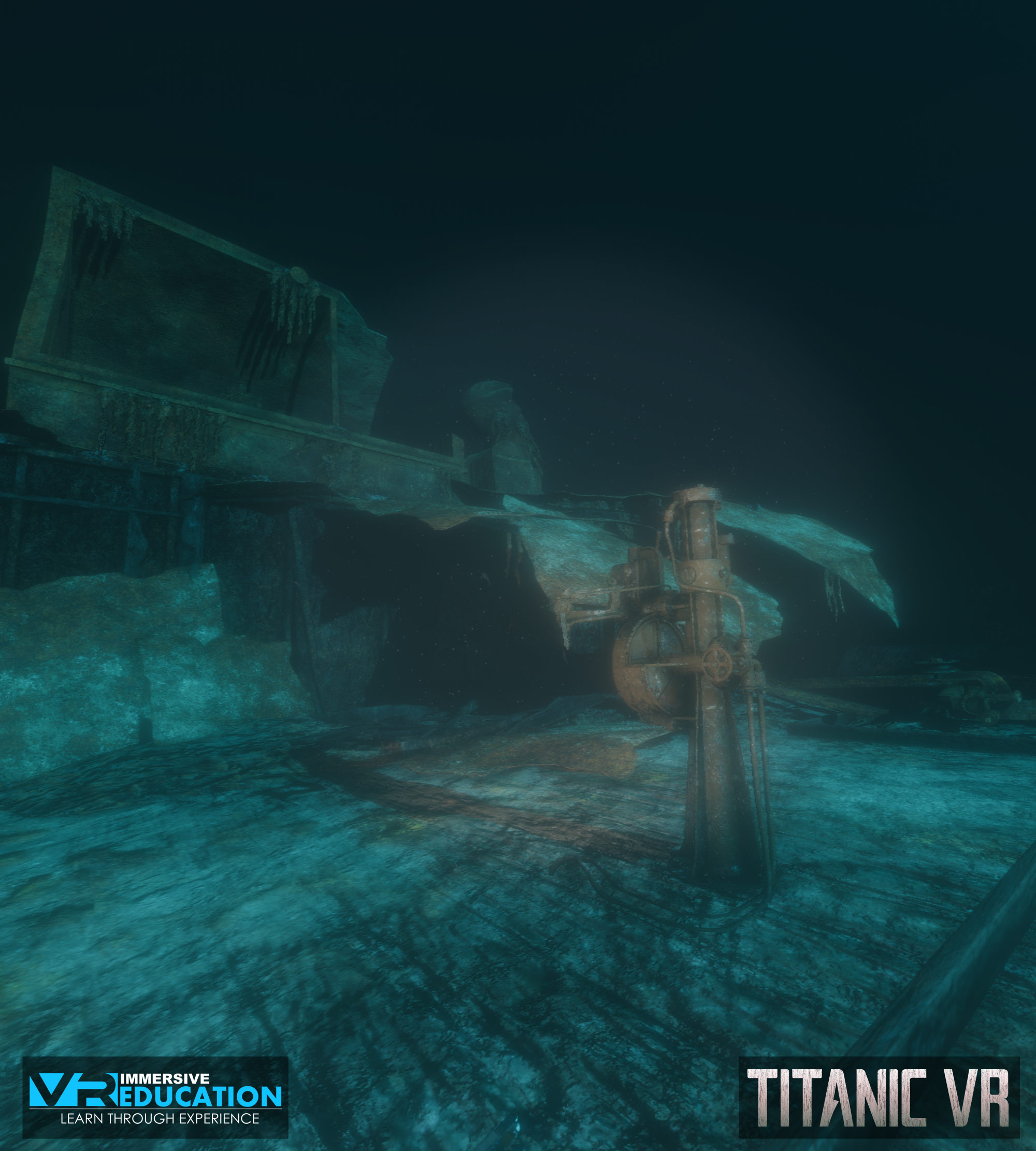 Titanic 2: 'Titanic VR' Dives Deep Into The History Of The Fateful