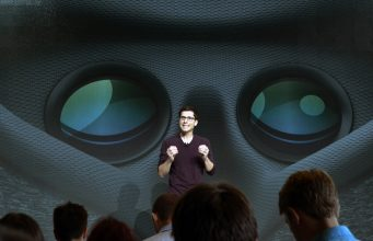 Google is Developing a VR Display With 10x More Pixels Than Today's Headsets