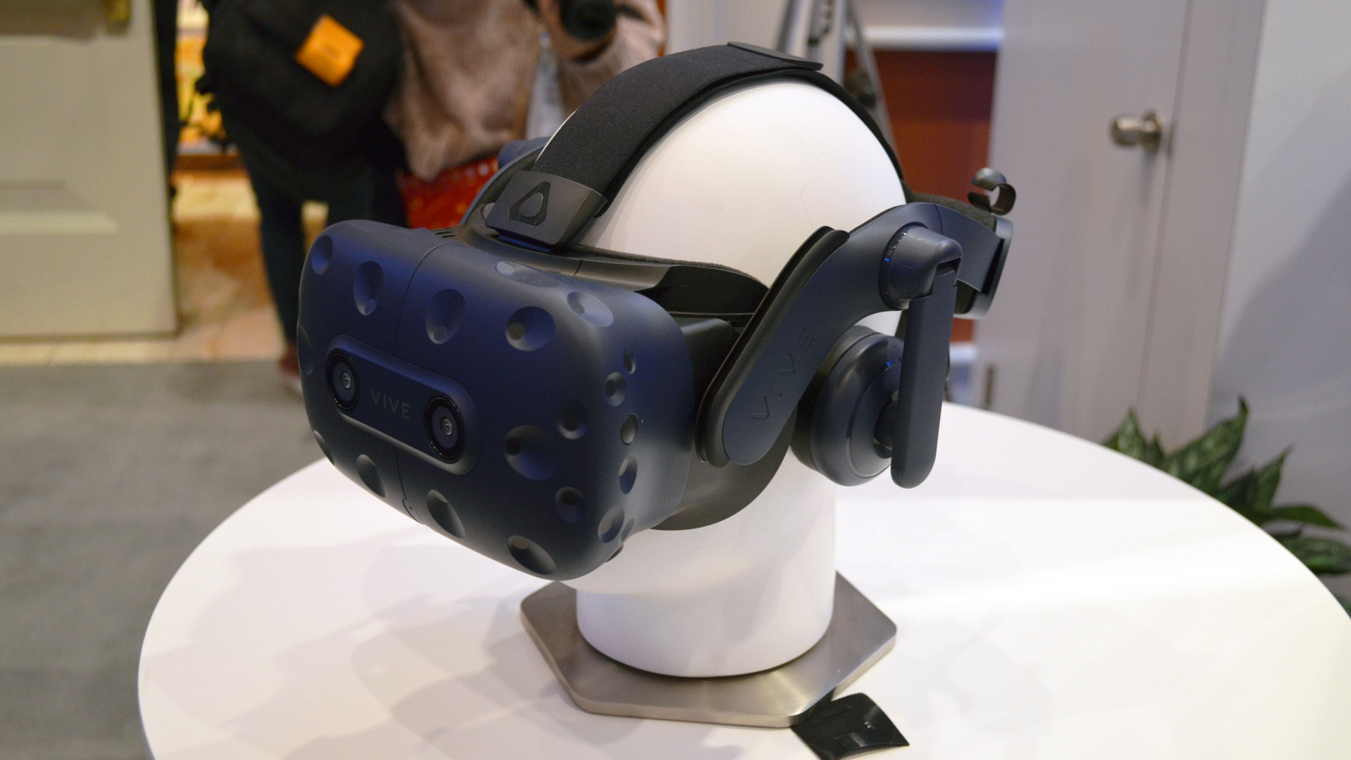 CES 2018 - Hands-on: The Vive Pro is Much More Than an Improved Screen