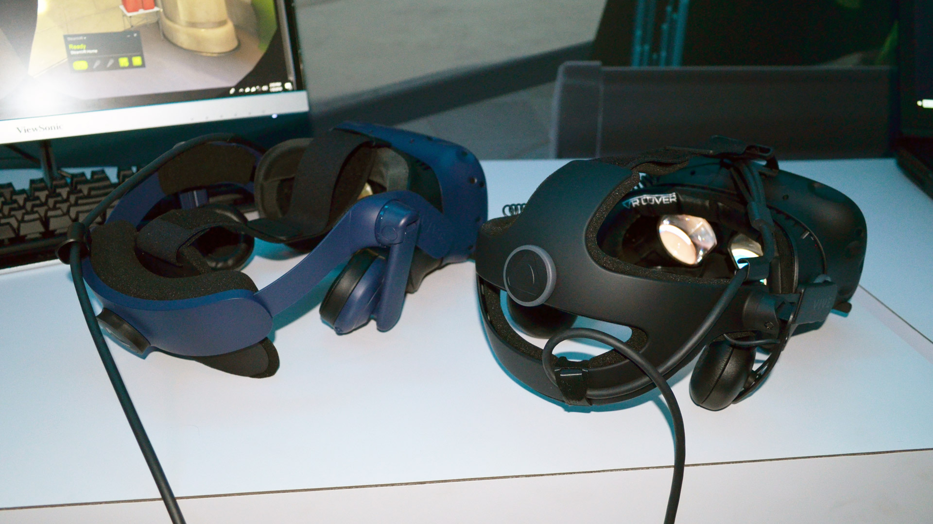 CES 2018 - Hands-on: The Vive Pro is Much More Than an