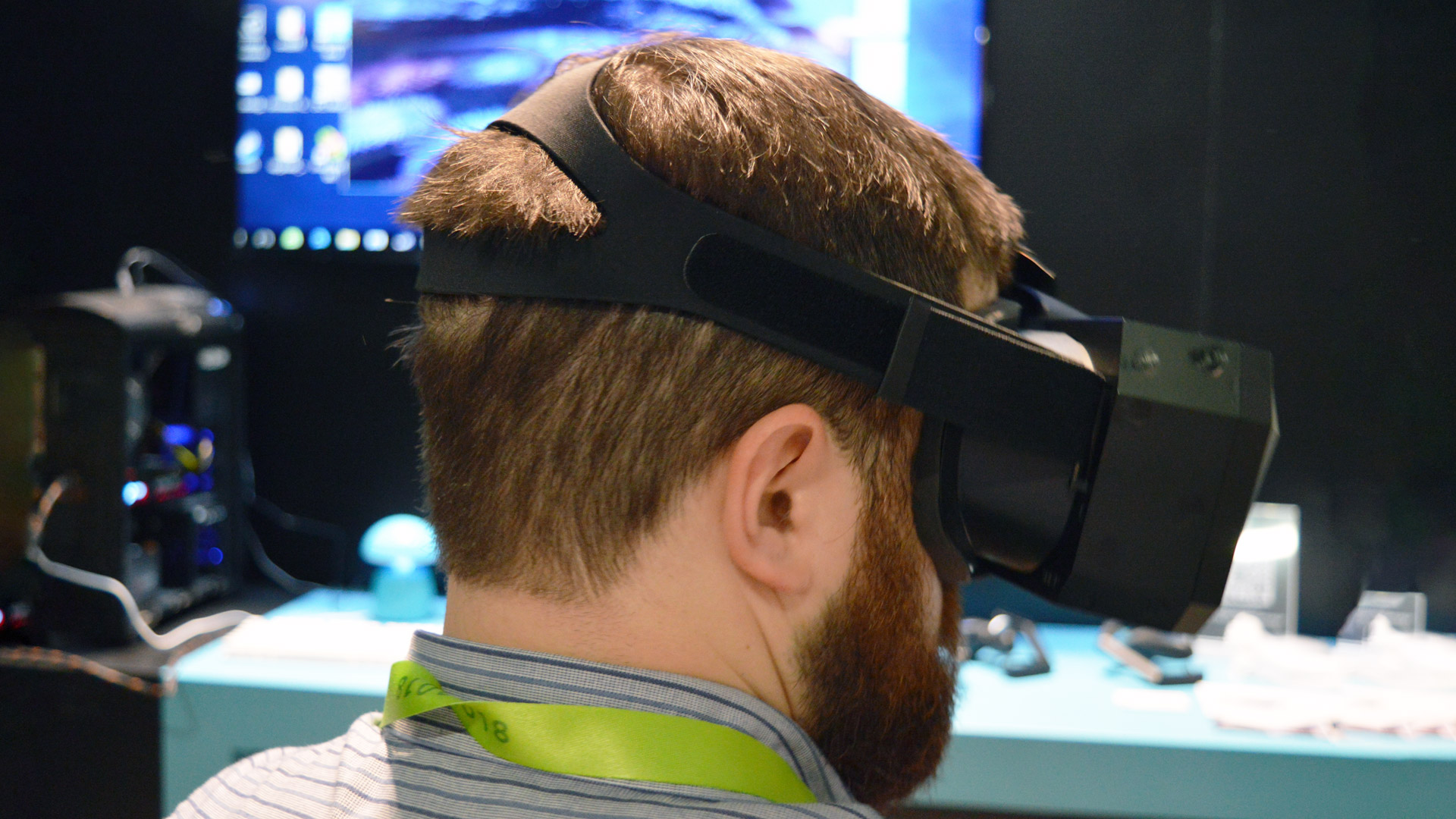 CES 2019: Pimax's 8K & 5K Plus See Big Improvements Ahead of