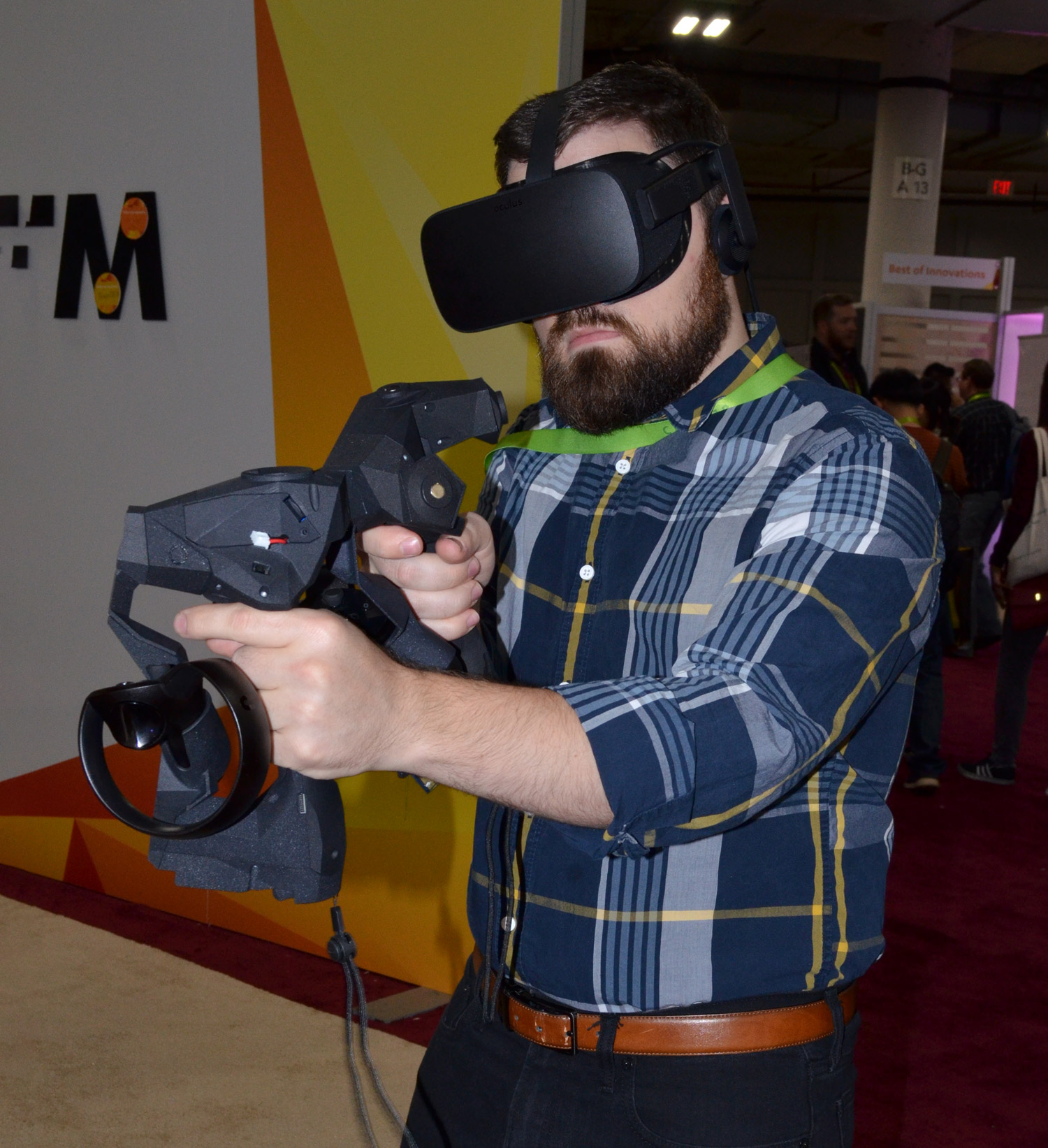 CES 2018: Tactical Haptics' New Controllers Let You Switch