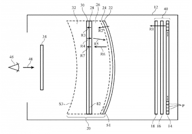 apple s latest vr patent describes a compact vr headset pro intercom headset diagram vr headset diagram #2
