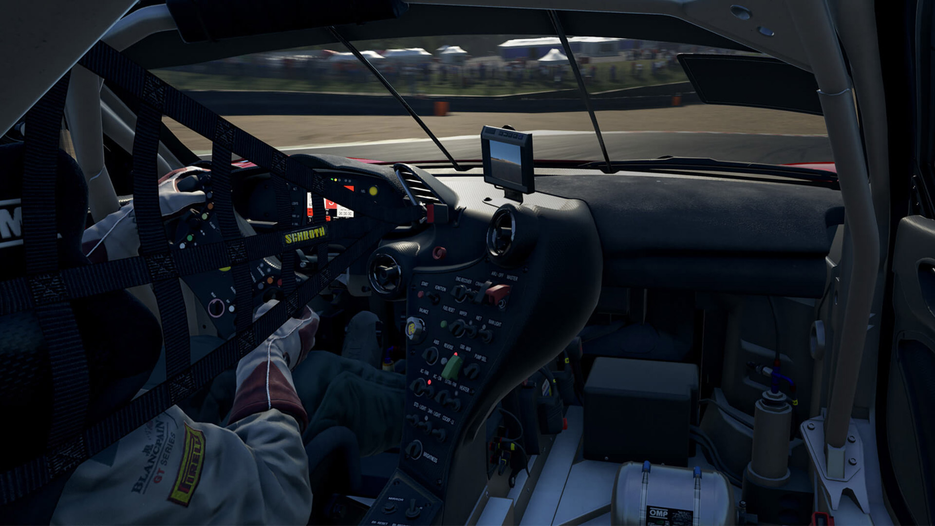 Project Cars Online Racing