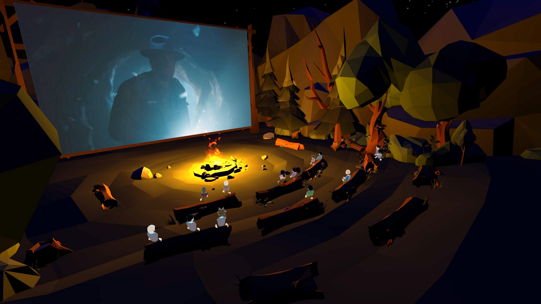Bigscreen S New Quot Big Rooms Quot Support Up To 12 Users