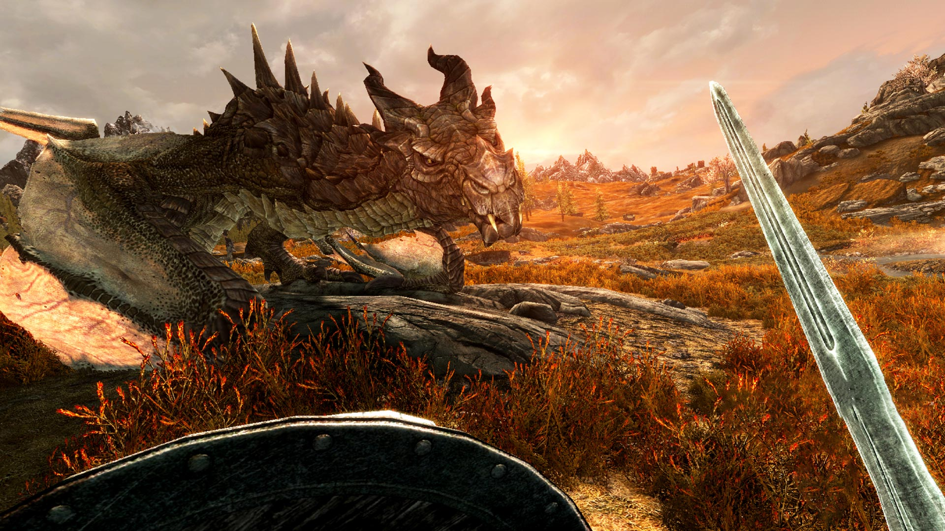 Skyrim VR' for PC (Vive, Rift, & Windows VR) Review – a Dragon-sized