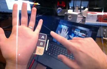 Leap Motion 'Virtual Wearable' AR Prototype is a Potent Glimpse at the Future of Your Smartphone