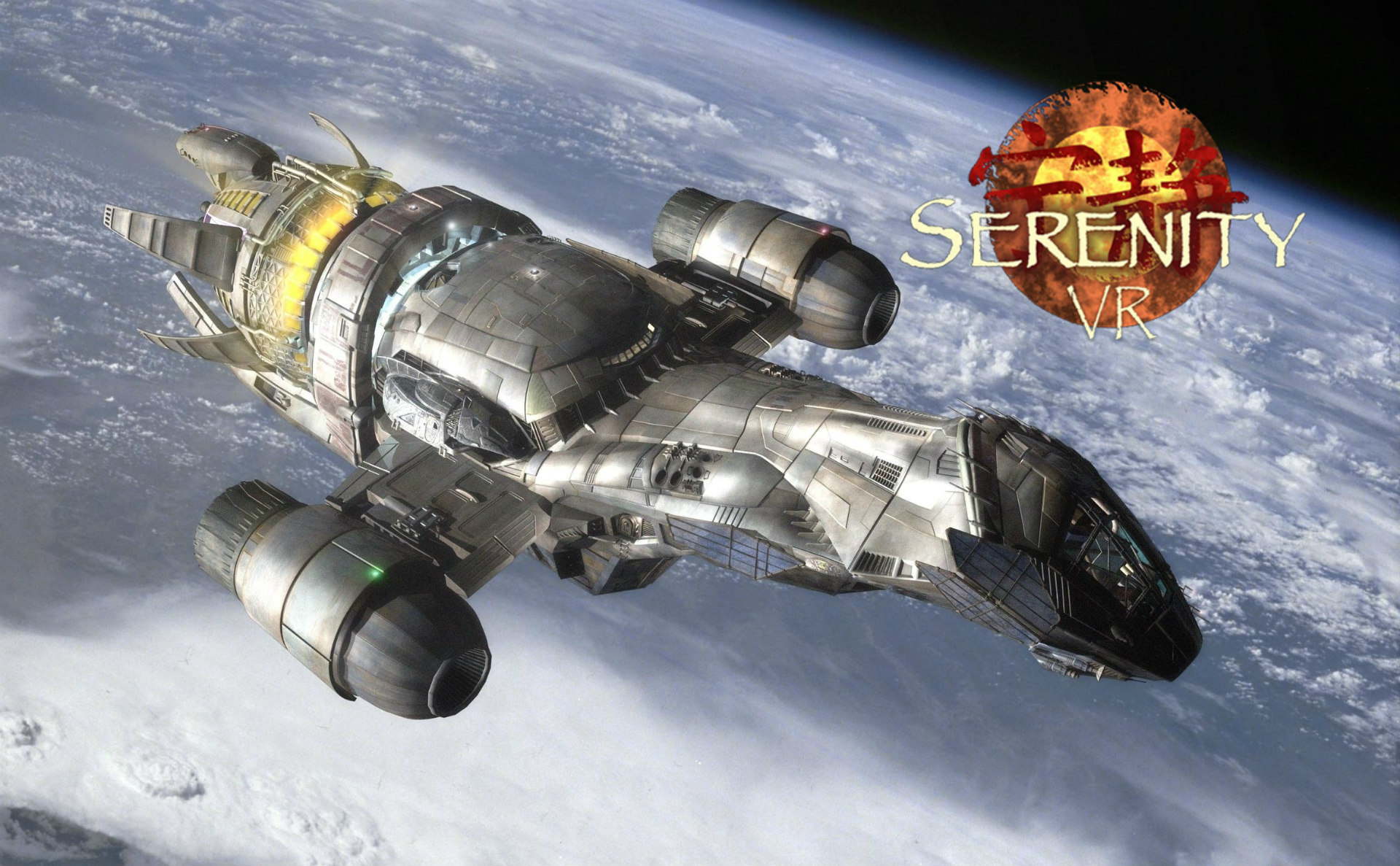 'Serenity VR' Fan Project Lets You Step Aboard The Most Famous Firefly-class Ship