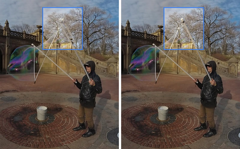 Google Offers High Quality 'Jump' 360 Video Stitching with