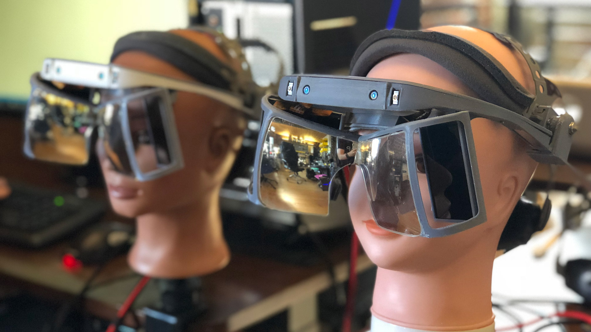 Leap Motion Open-sources Project North Star, An AR Headset