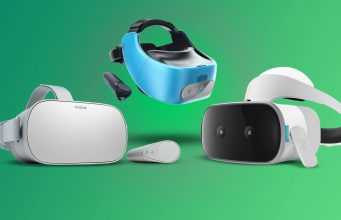 Oculus Go, Mirage Solo, and Vive Focus Standalone Headsets Compared