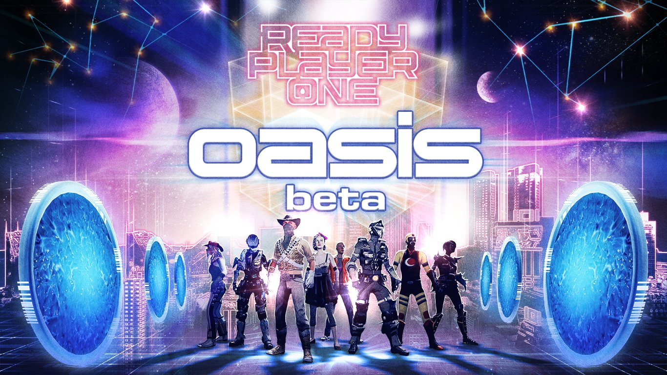 Ready Player One Oasis Beta Launches On Steam With Vive Rift