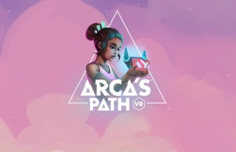 'Battlezone VR' Studio Announces VR Puzzle Game 'Arca's Path', Teaser Trailer Here