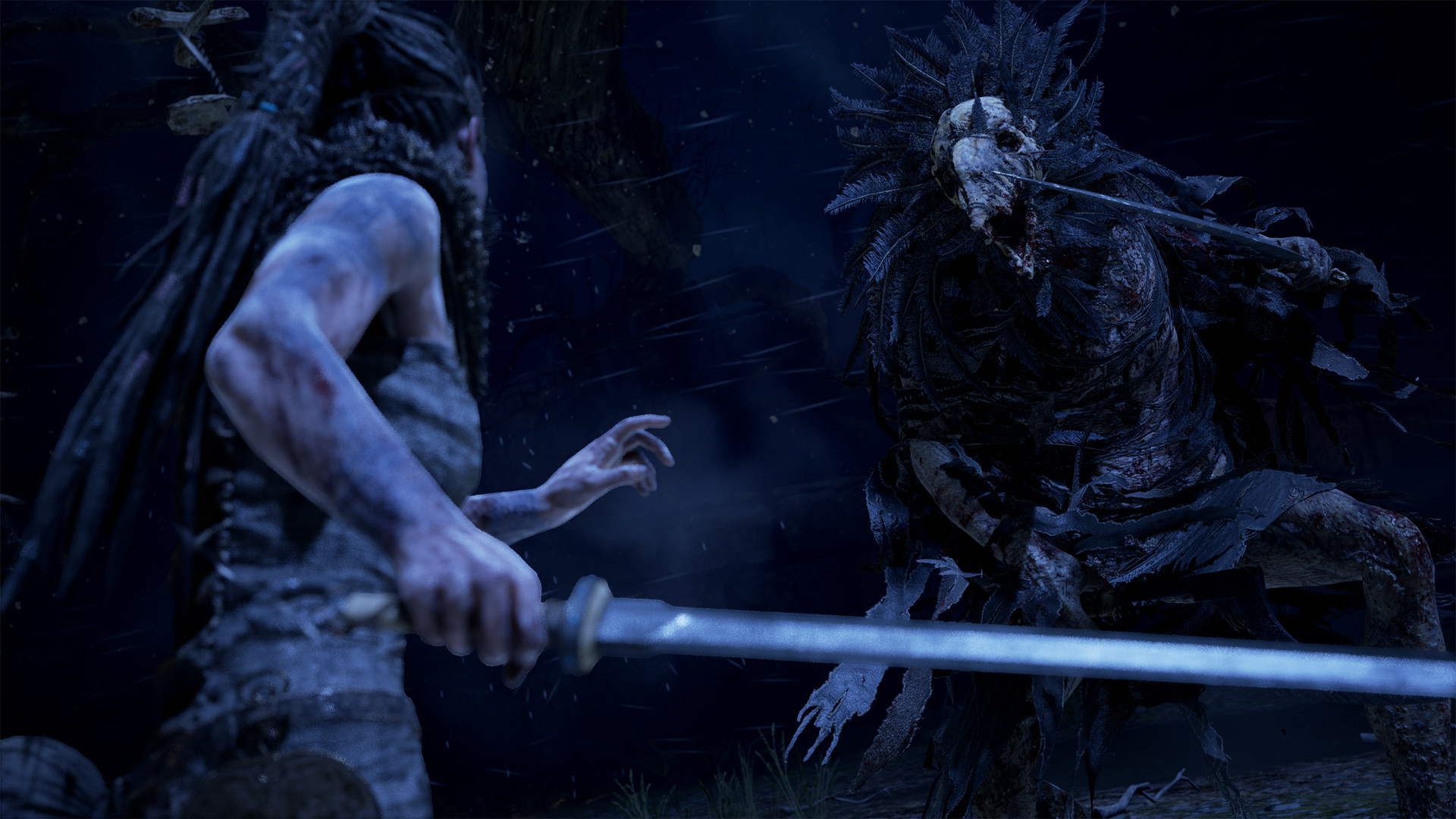 First Look at 'Hellblade: Senua's Sacrifice' VR Edition – Road to VR