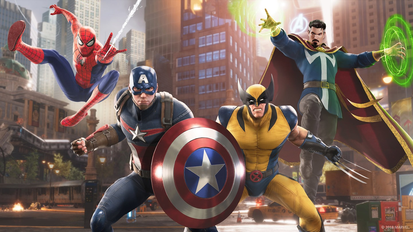 Facebook to Shutter 'MARVEL Powers United VR' & Other First-party Titles, Refunds Now Available