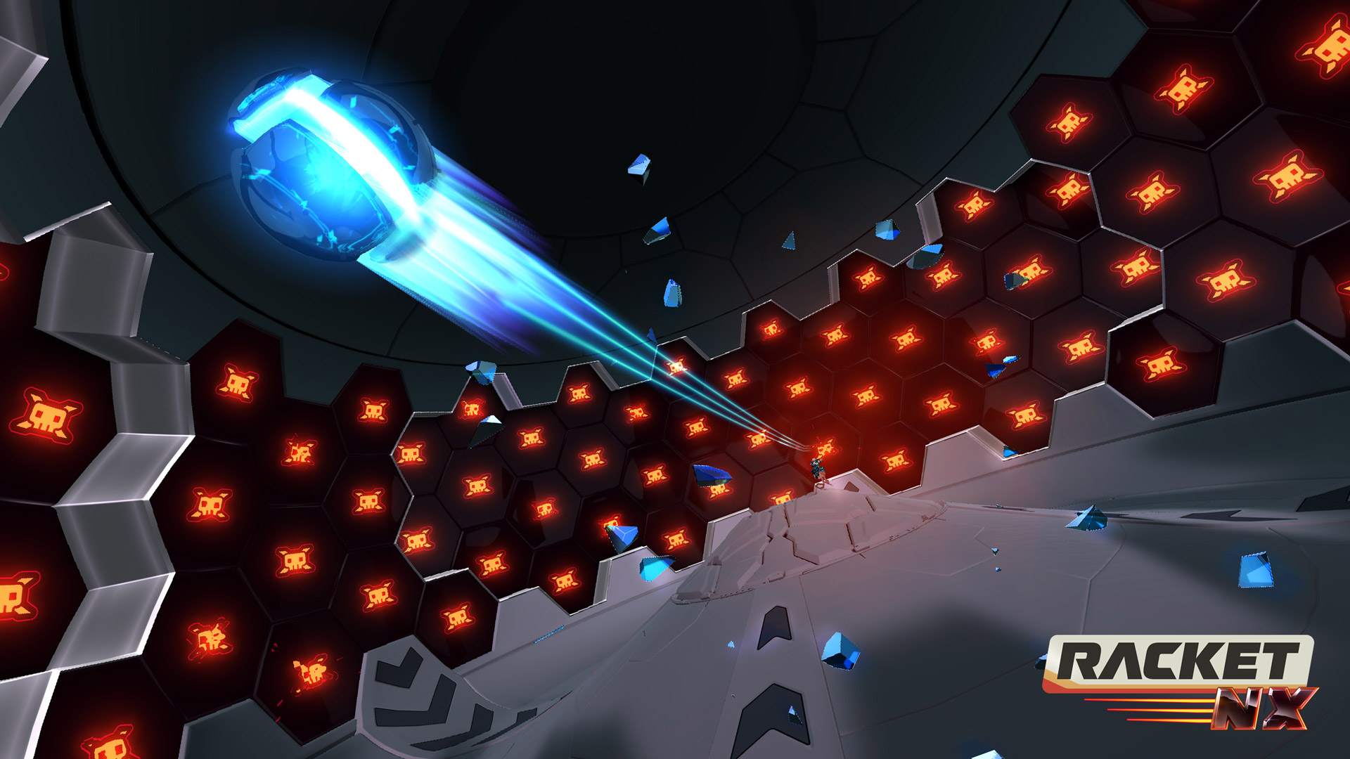 Review: 'Racket: NX' Brings Addictive Gameplay & Polished Visuals ...