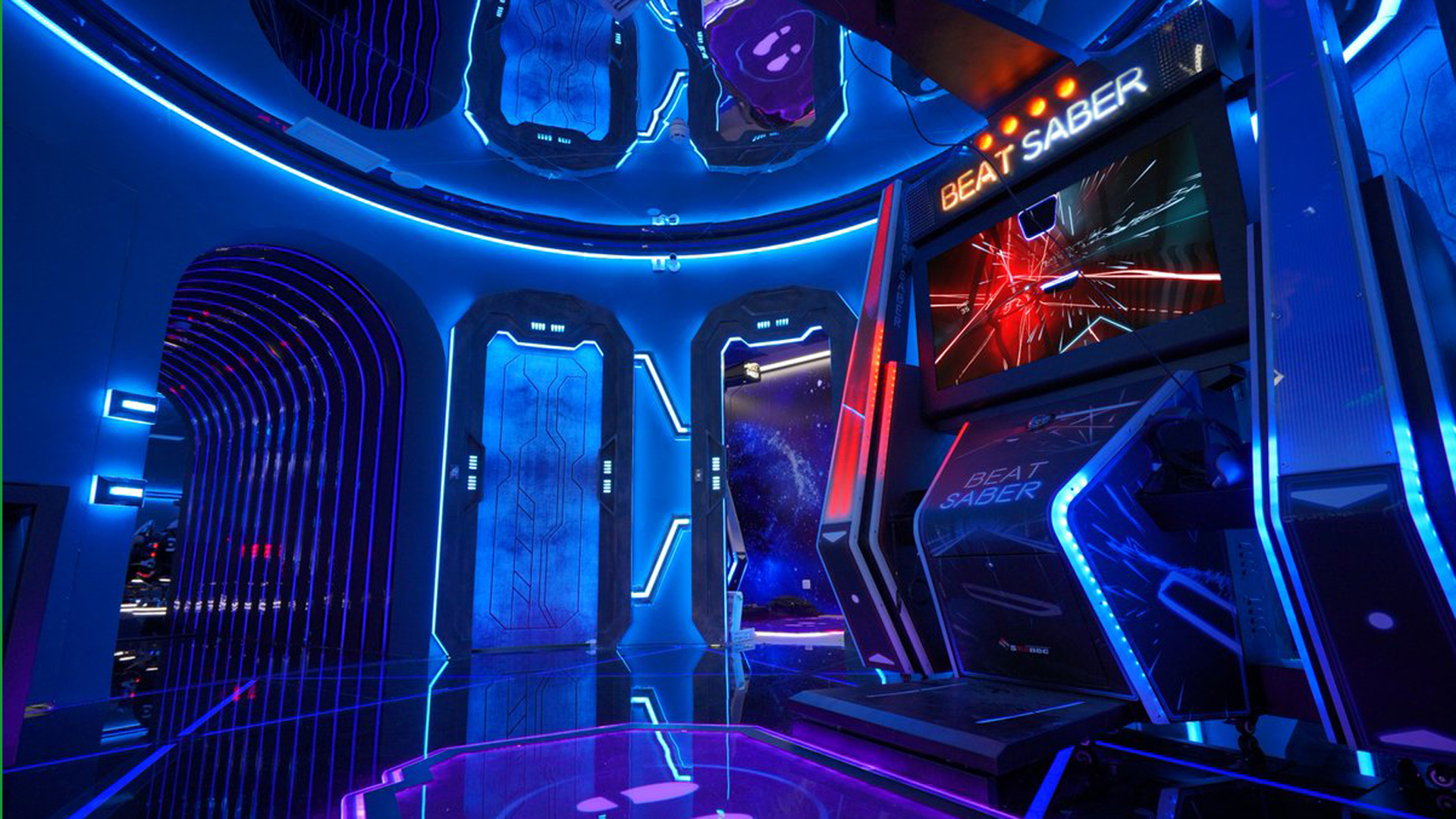 Dedicated Beat Saber Machine To Hit Vr Arcades In South