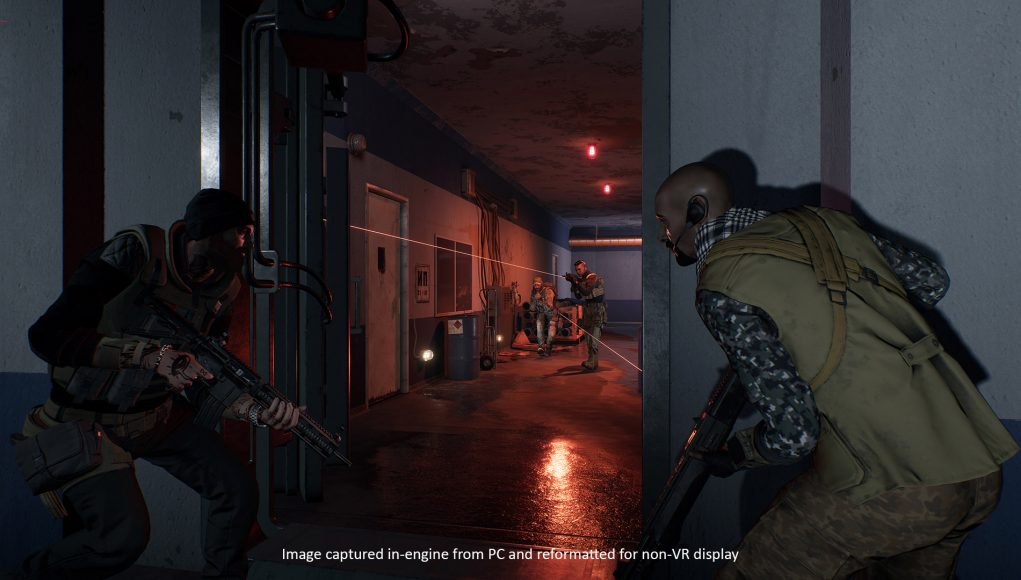 Firewall Zero Hour Review Tactical Multiplayer Action Comes To PSVR