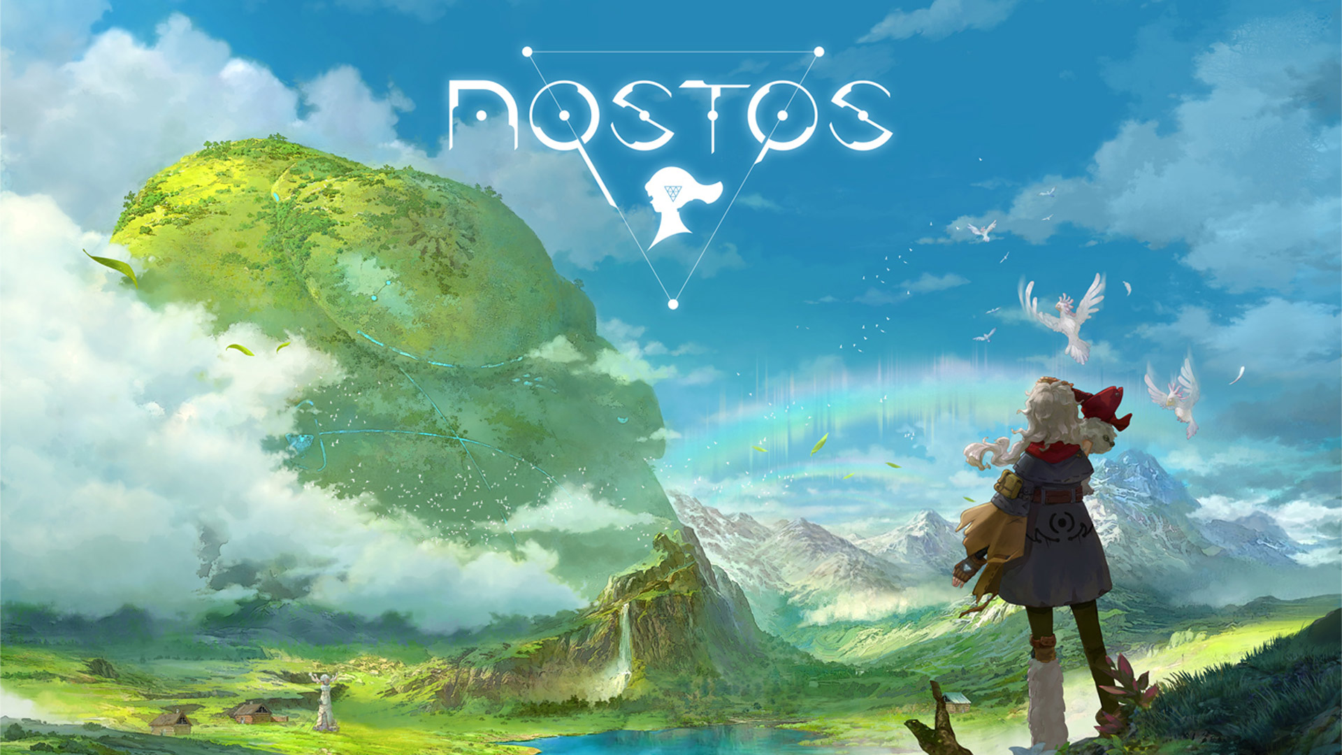 Hands-on: 'Nostos' Aims To Deliver Anime-inspired Open