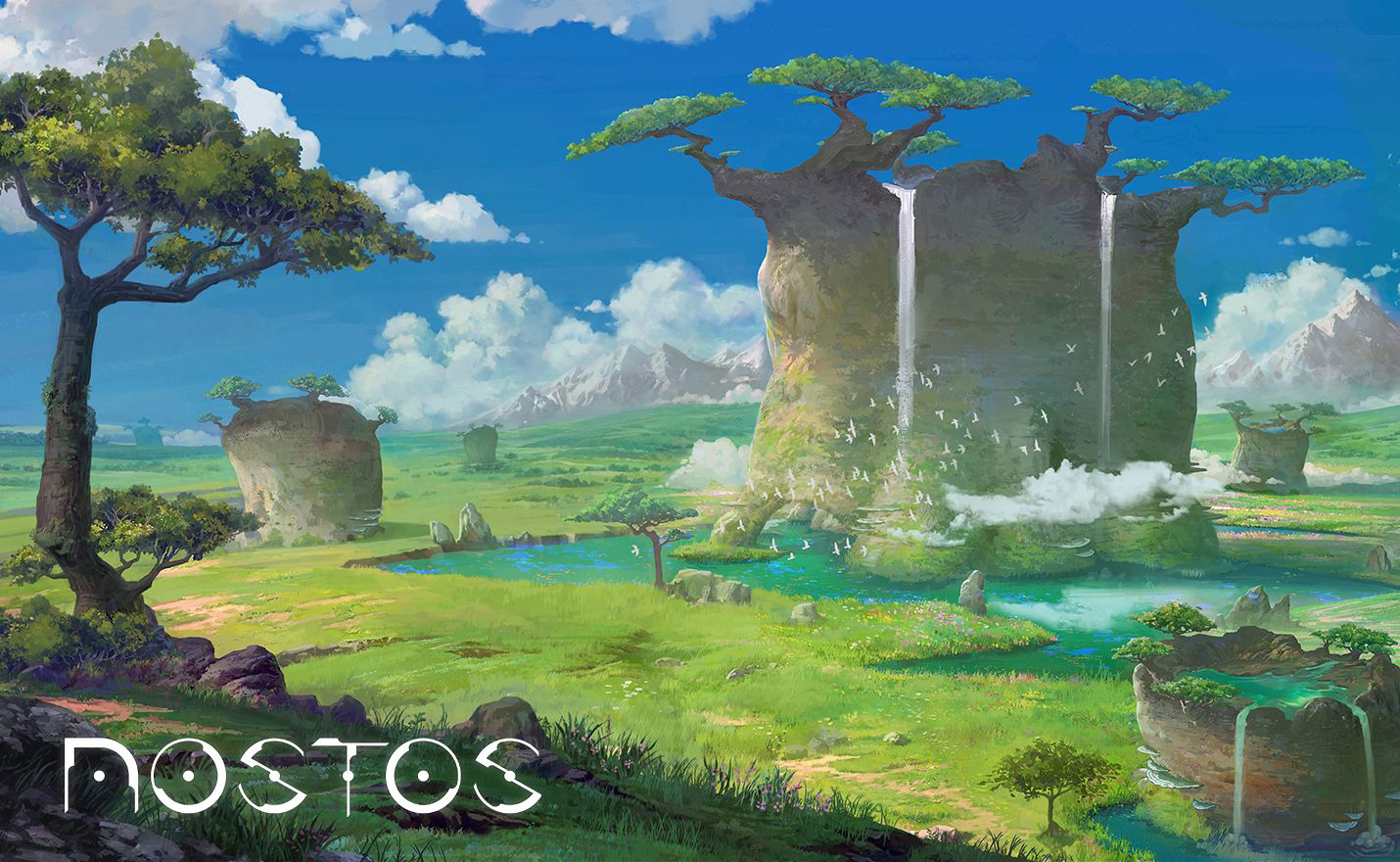 Hands-on: 'Nostos' Aims to Deliver Anime-inspired Open World RPG in