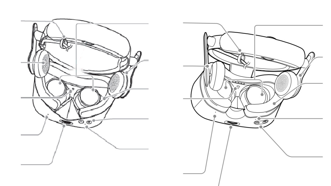 new samsung odyssey  vr headset revealed in fcc documents