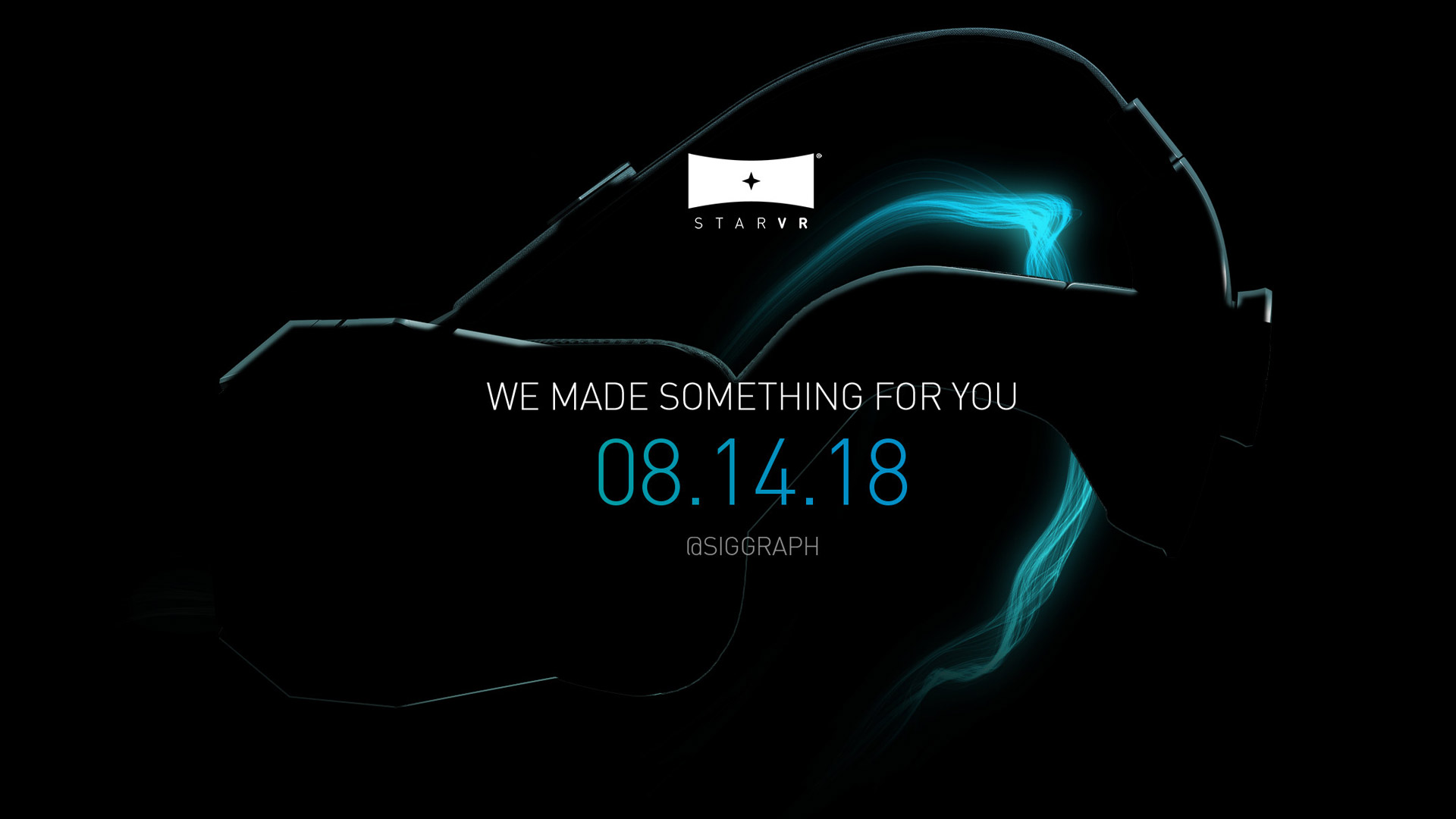 9a1d5b8d037 StarVR Teases New Version of Its High-end VR Headset to be Revealed Next  Week