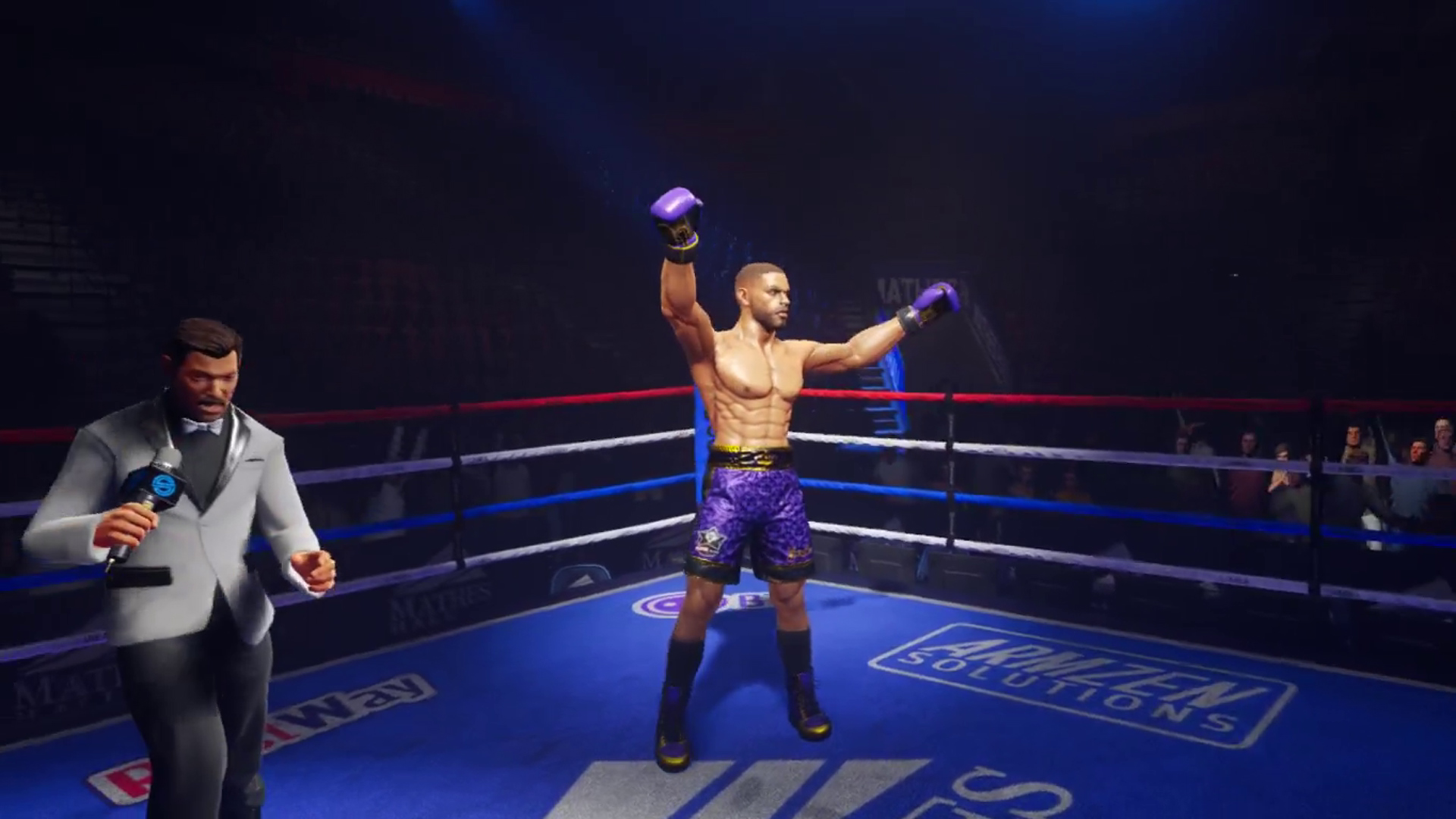 CREED: Rise to Glory' Review: An Arcade Boxer That Packs a Real