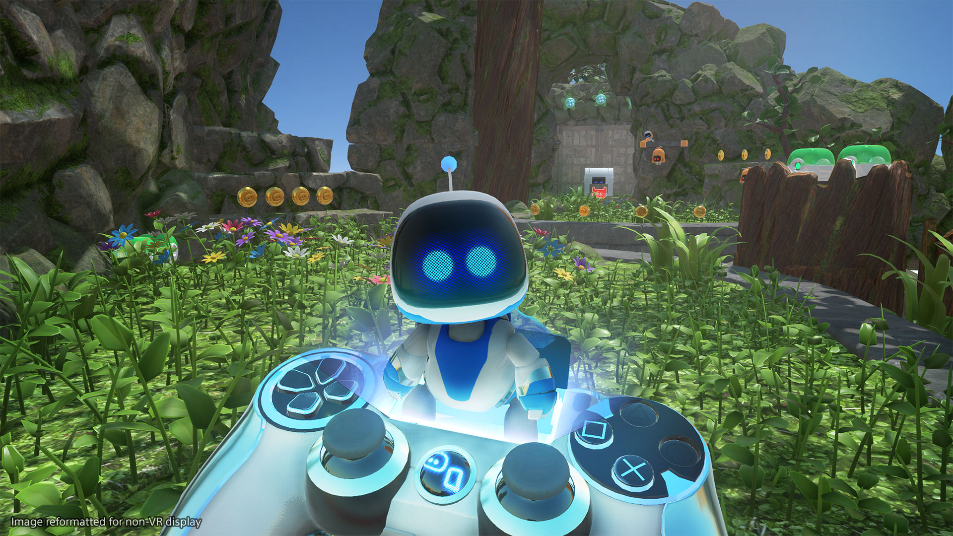 Astro Bot Review This Vr Platformer Earns Our First 10